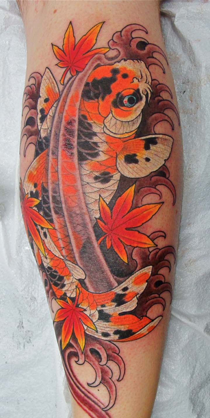 Koi Tattoos images