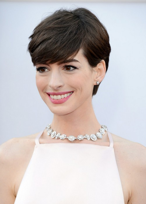 Short Hairstyles Pixie Cuts Thick Hair