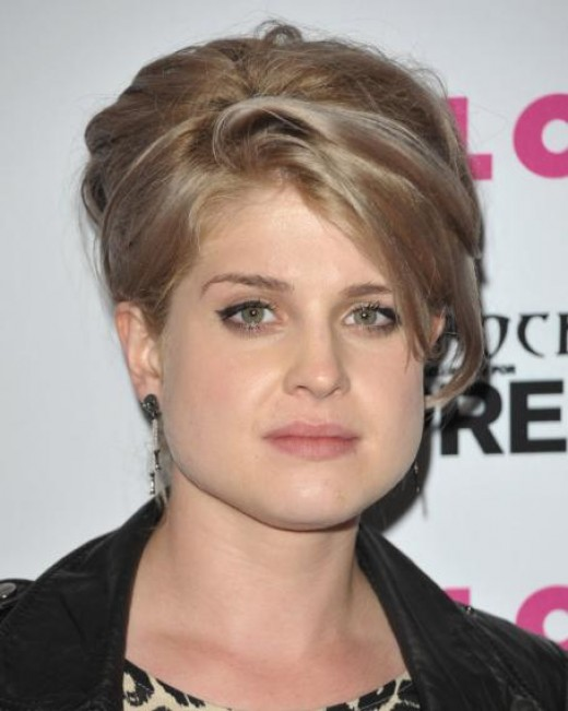 Short Hairstyles Round Fat Face