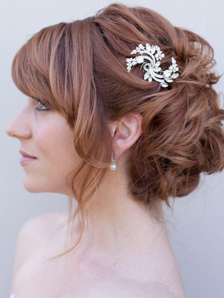 25 Beautiful Updo Hairstyles for Any Length Hair - The Xerxes