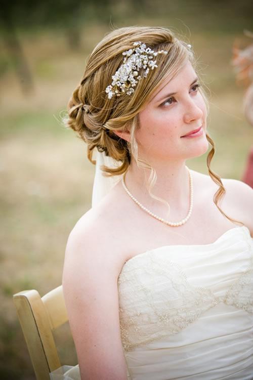 Wedding Bride Hairstyles