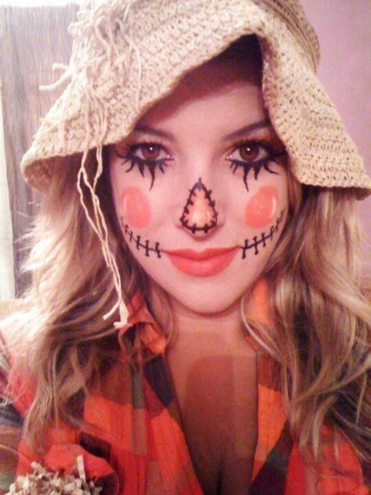 Easy Halloween Makeup Ideas Images