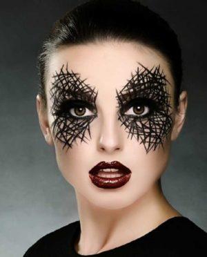 Witch Halloween Makeup Ideas