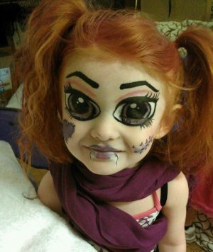 Kids Halloween Makeup Ideas