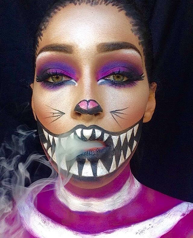 disney halloween makeup..