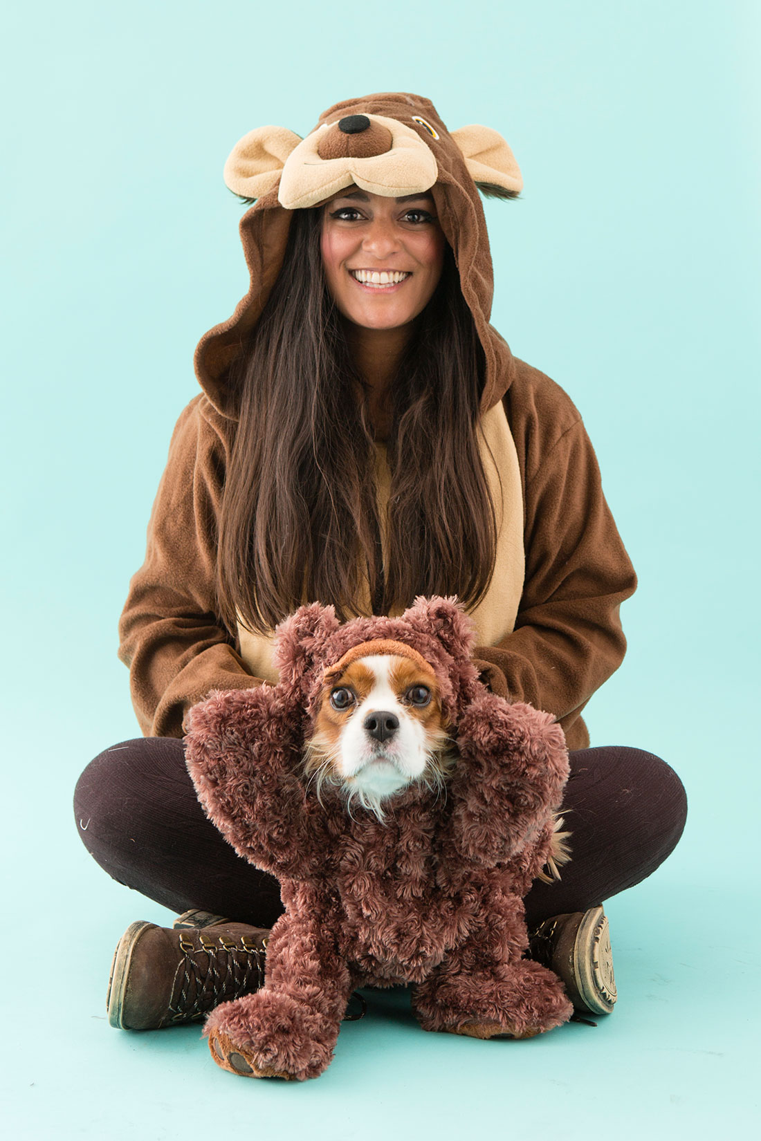 18 TEDDY BEAR COSTUME
