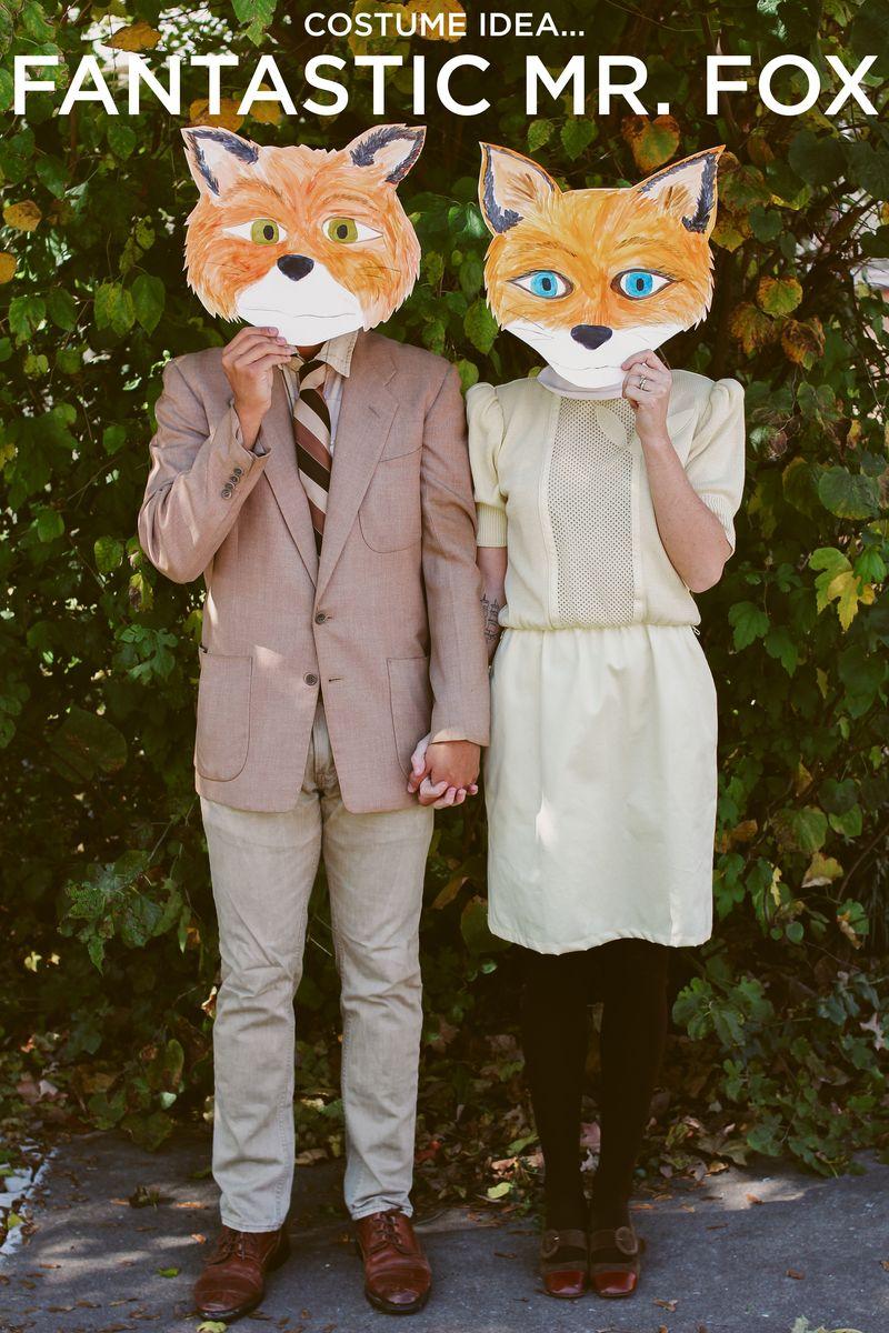 23 Mr. and Mrs. Fox