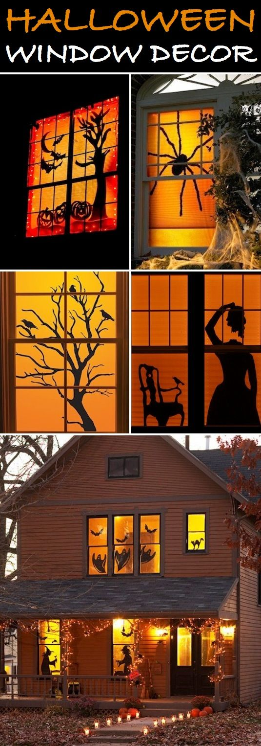 20 best halloween diy outdoor decoration ideas the xerxes - Homemade halloween decorations ...