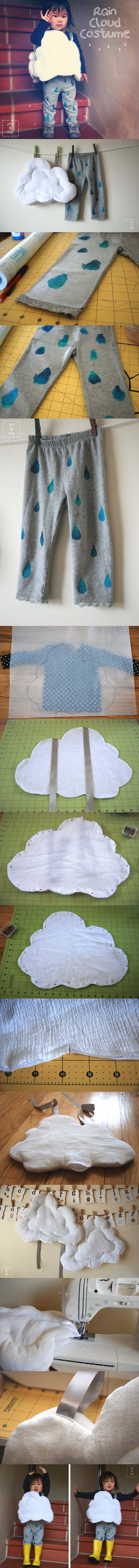 8 DIY Rain Cloud Tutorial