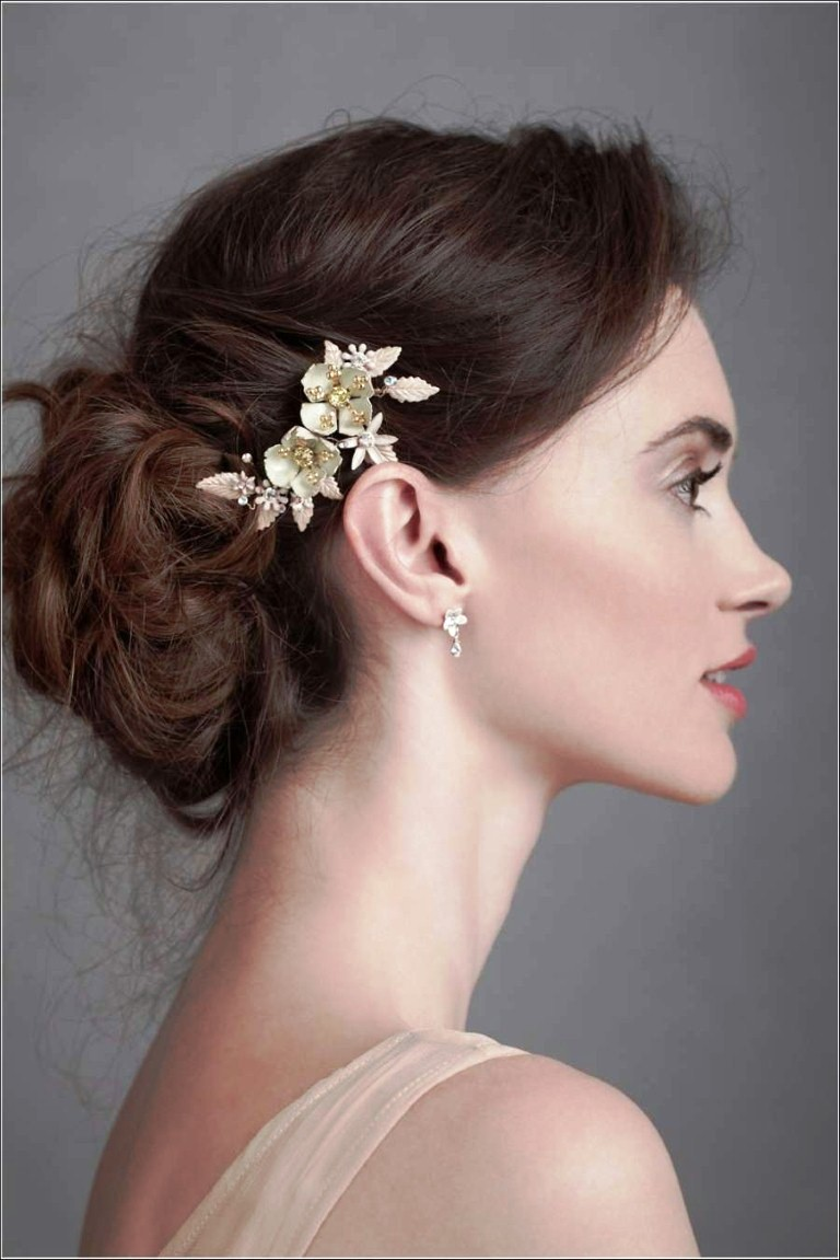 60+ Wedding & Bridal Hairstyle Ideas, Trends & Inspiration - The Xerxes