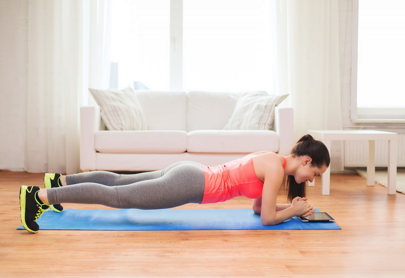 Stop Muscle Pain With Exercise