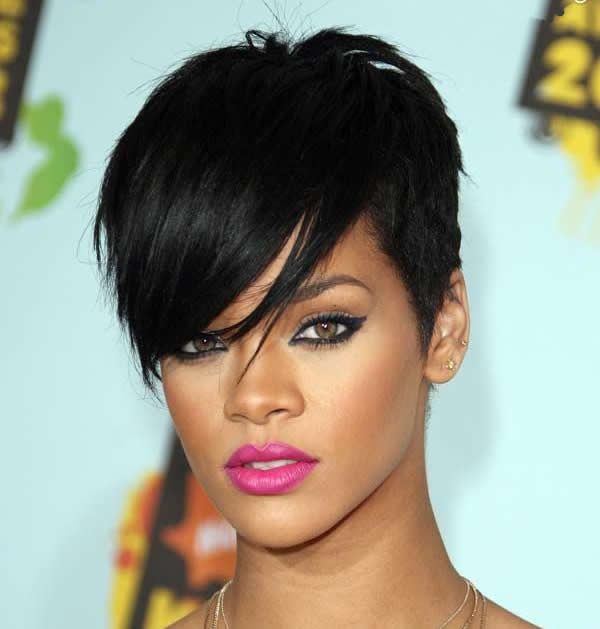 black hair style short 25 great hairstyles for black the xerxes 2062 | Short Hairstyles for Black Women pics